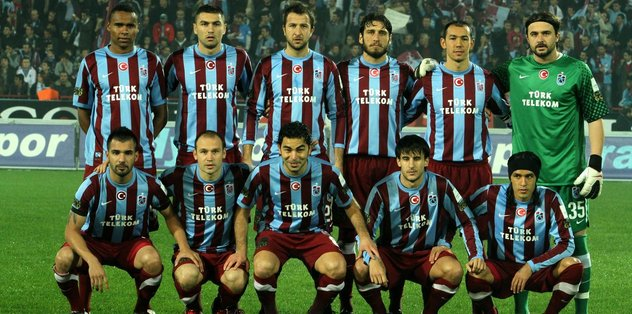 'Şampiyon Trabzonspor'