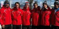 Kayakla Atlama Milli Takımı Avusturya'da ilk puanını kazandı