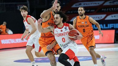Hollanda Türkiye: 71-73 (MAÇ SONUCU-ÖZET)