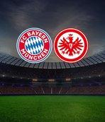 Bayern Münih-Frankfurt maçı saat kaçta ve hangi kanalda?