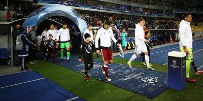UEFA'dan Kiev-Beşiktaş maçına soruşturma