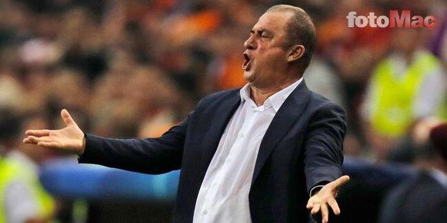 Fatih Terim'den yılın transfer sürprizi: Felipe Melo Galatasaray'da!