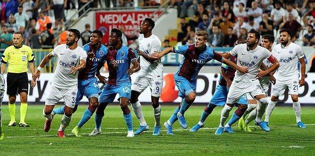 Kasımpaşa 1-1 Trabzonspor | MAÇ SONUCU