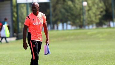 Trabzonspor'da Newton yeni sistemi oturttu: Tek yol hücum