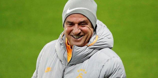 Terim kararını verdi! İşte Galatasaray'ın PSG 11'i
