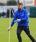 Trabzonspor'un kaptanı Onur Recep Kıvrak yeni sezonu iple çekiyor