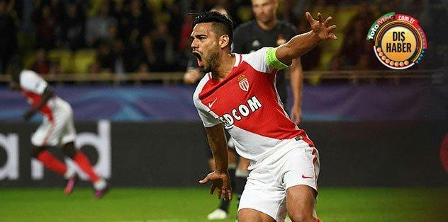 Monaco Falcao için Galatasaray'dan 5 milyon Euro isteyecek