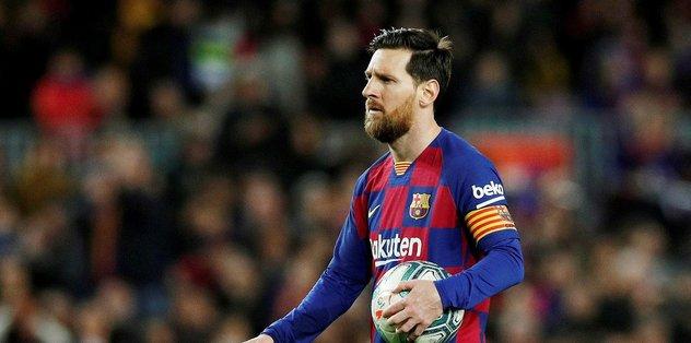 Barcelona'da Messi şoku! Resmi açıklama geldi - öne çıkan -
