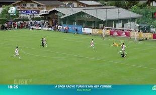 Ajax 2-1 Medipol Başakşehir | Maç özeti