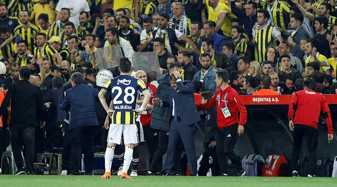 Trabzonspor'dan Şenol Güneş'e destek