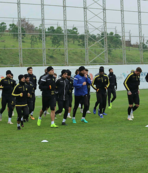 E.Yeni Malatyaspor'da Antalya kampı başladı