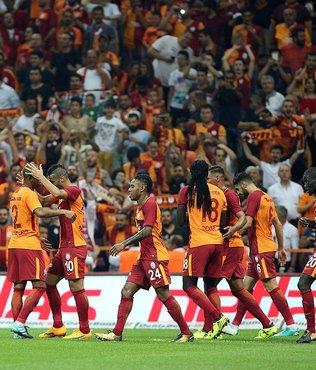 Galatasaray ile Alanya 3. randevuda