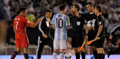 Messi, FIFA'ya ifade verecek