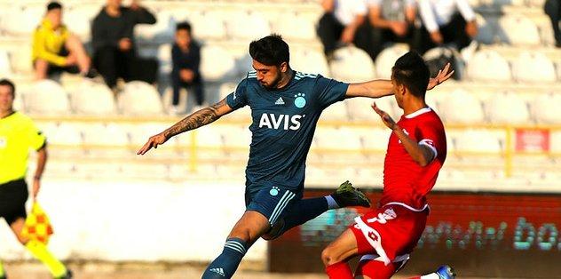 Fenerbahçe Bolu'da ter attı