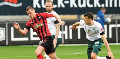 Freiburg 0-1 Werder Bremen | MAÇ SONUCU