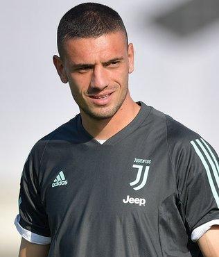 Merih Demiral Sassuolo maçının kadrosuna alındı