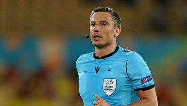 Son dakika spor haberi: EURO 2020'deki İsviçre-Türkiye maçını Slavko Vincic yönetecek