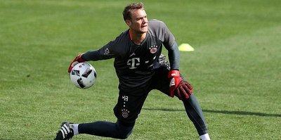 Neuer, Beşiktaş maçına yetişecek mi?