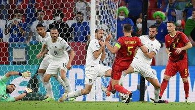 İtalya savunması yarı finali hak etti!