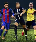 Results of top 5 European leagues