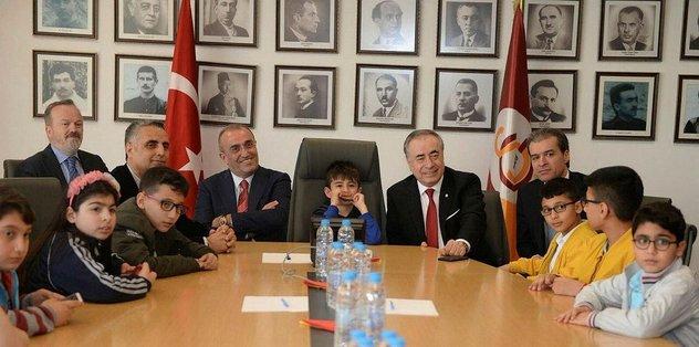 Yeni başkan Yusuf Ünsal
