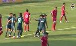 Bolupor 0-2 Fenerbahçe (Maç özeti izle)