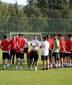 Gazişehir Gaziantep yeni sezonun startını verdi