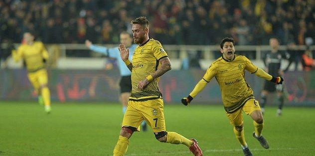 Evkur Yeni Malatyaspor galibiyete hasret
