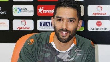 Candeias Alanyaspor ile 2 yıllık sözleşme imzaladı