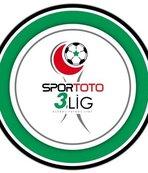 TFF 3. Lig'de haftanın sonuçları