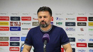 Bülent Uygun: Çok kritik bir galibiyet aldık