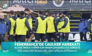Fenerbahçe'den savunma harekatı! Steven Caulker...