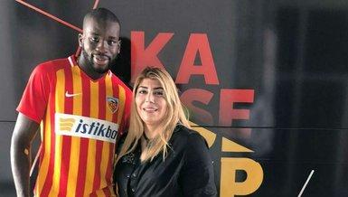 PSG'den yetişti Kayseri'ye geldi