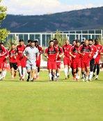 Sivasspor'da üçüncü test