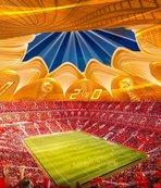 Çin ekibi Guangzhou Evergrande dünyanın en büyük stadını inşa edecek