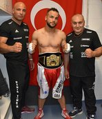Türk boksör Şükrü Altay, Avrupa kemeri için ringe çıkacak