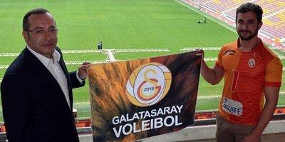 Galatasaray'a Brezilya'dan misafir