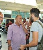 Galatasaray, Tunus'a gitti