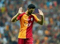 Galatasaray'da Emre Akbaba takımdan ayrı çalıştı