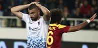 Galatasaray, Trabzonsporun Avrupa hayalini de tehlikeye attı