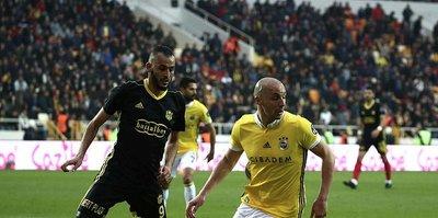 Top kapma ustası Fenerbahçe
