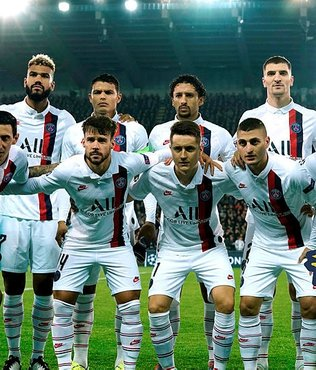 Paris Saint-Germain Şampiyonlar Ligi'nde henüz gol yemedi