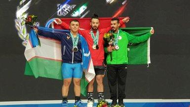 Daniyar İsmayilov'dan Özbekistan'da 3 altın birden!
