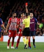 Yıldız futbolcuya şok ceza! Tam 8 maç men