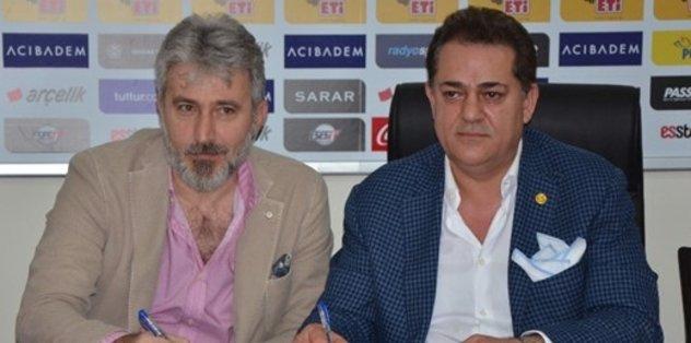 Erdoğan'ın yeğeni Eskişehirspor'da