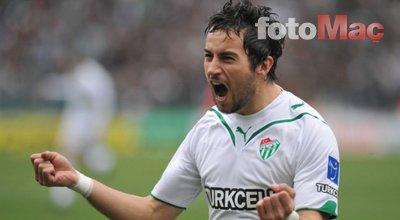 Bursasporlu Ozan İpek'in yeni takımı şaşırttı!