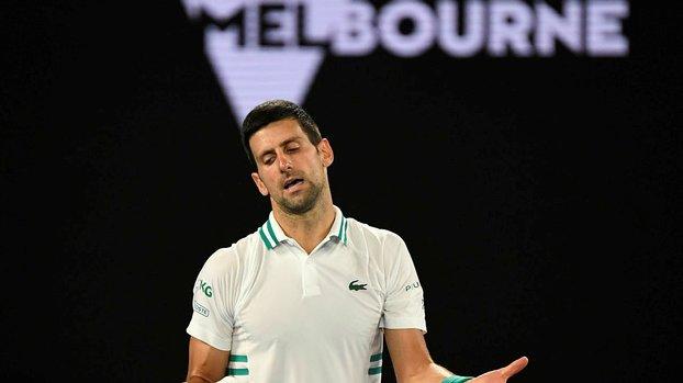 Avustralya Açık'ta tek erkekler finalinin adı belli oldu: Djokovic-Medvedev #