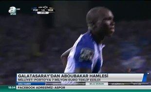 Galatasaray'dan Aboubakar hamlesi