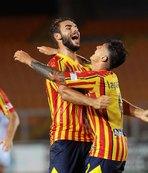 Lecce'den kritik galibiyet!