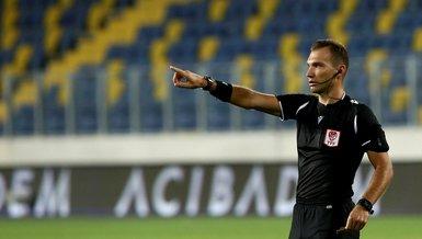 Trabzonspor-Başakşehir maçını Bahattin Şimşek yönetecek